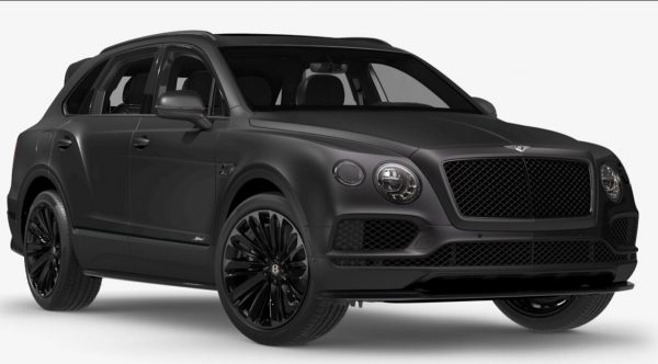 New Bentley Bentayga Speed 1:43