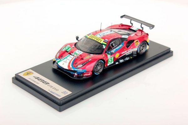 Ferrari 488 GTE EVO 51 AF Corse 1:43