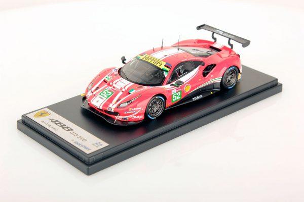 Ferrari 488 GTE EVO 52 AF Corse 1:43
