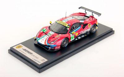 Ferrari 488 GTE EVO 71 AF Corse 1:43