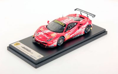 Ferrari 488 GTE EVO 85 Keating Motorsport 1:43