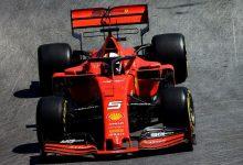 Ferrari SF90 Canada Vettel