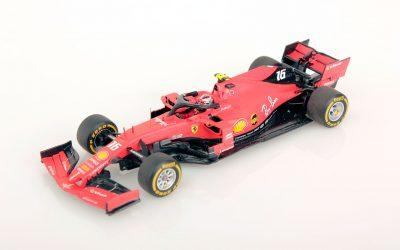 Ferrari SF90 Leclerc China 1:43