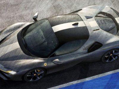 Ferrari SF90 Stradale 1:43