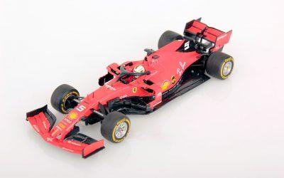 Ferrari SF90 Vettel China 1:43