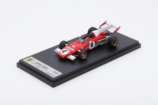 Ferrari 312 B2 #4 Winner German GP 1972