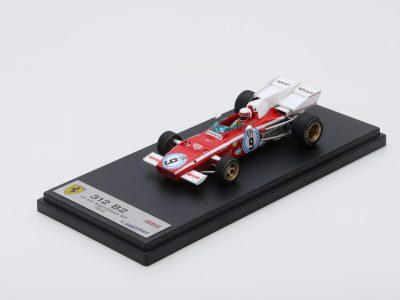 Ferrari 312 B2 #9 4th Argentinian GP1972