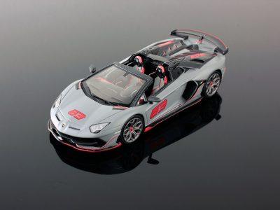 Lamborghini Aventador SVJ roadster 63