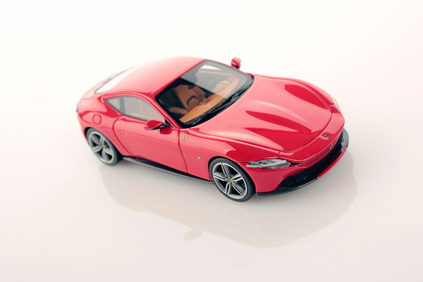 Ferrari Roma 2020 Rosso Corsa Red Looksmart 1 43 Ls508e Coches Camiones Y Furgonetas Automodelismo Y Aeromodelismo