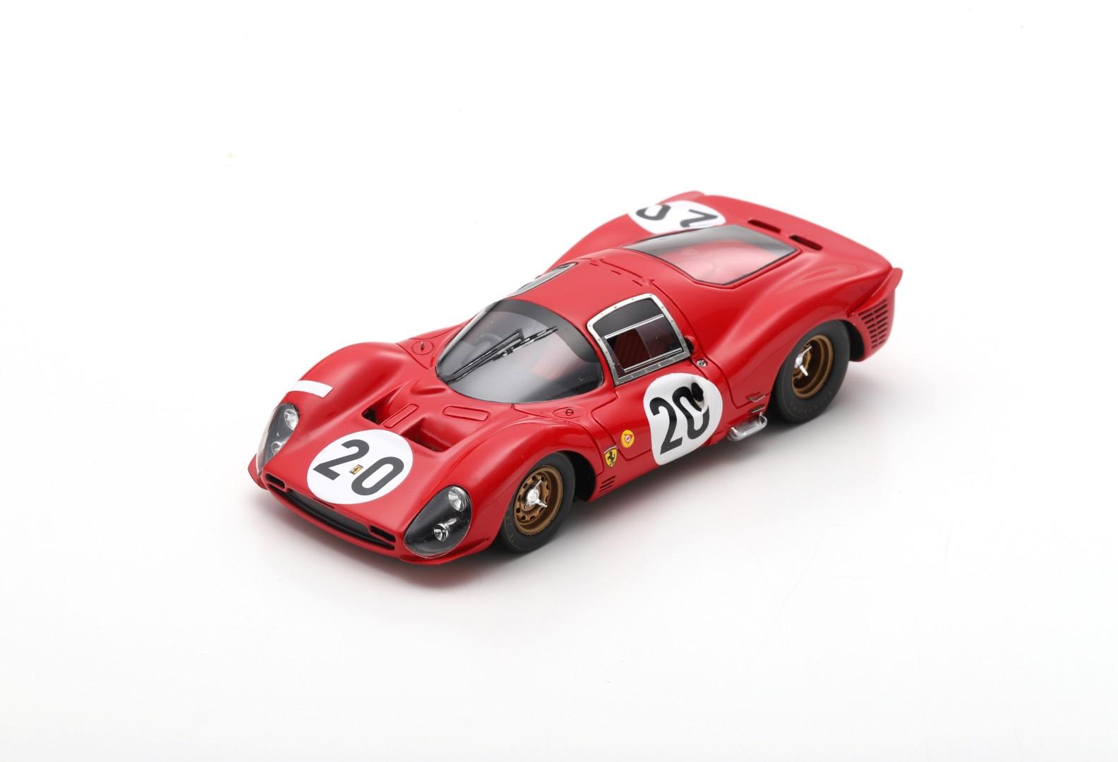 Ferrari 330 P3 Le Mans 1966 20 1 43 Looksmart Models