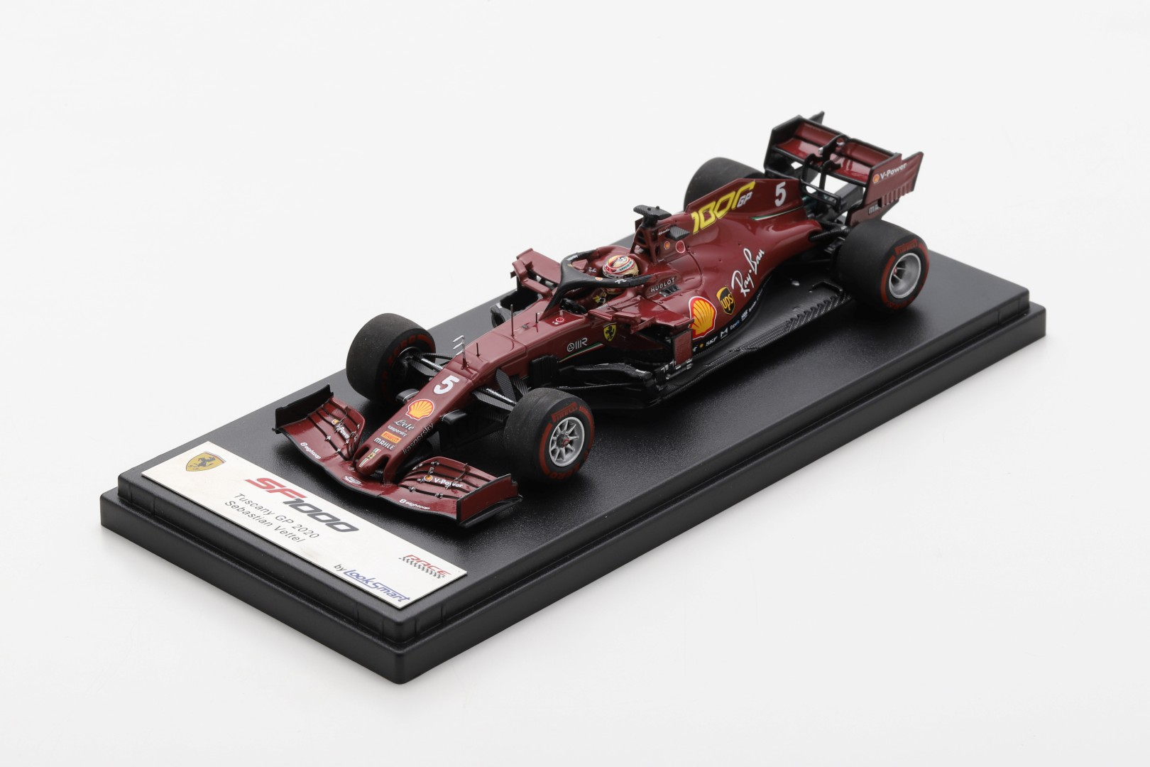 Ferrari Sf1000 Tuscany Gp 2020 Vettel 1 43 Looksmart Models
