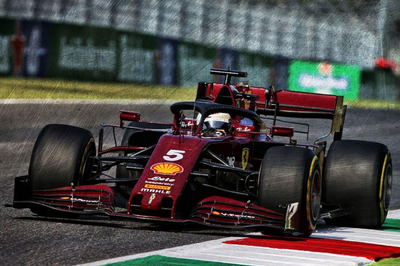 Ferrari Sf1000 Tuscany Gp 2020 Vettel 1 18 Looksmart Models