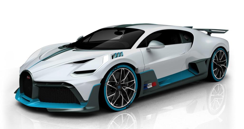 Bugatti Divo 1:43 - Looksmart Models